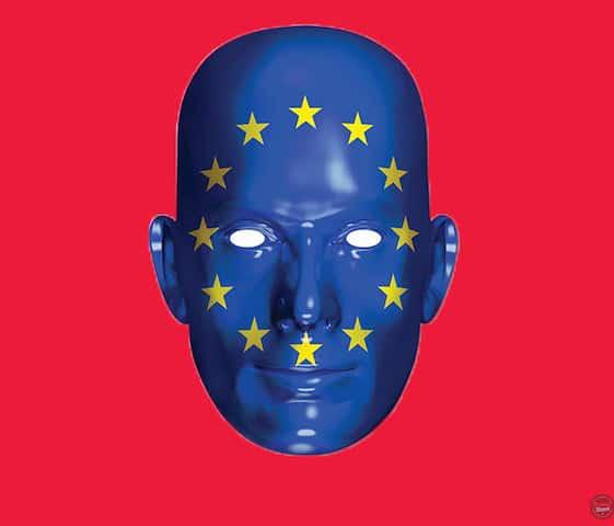 Unione Europea si tolga pure la maschera