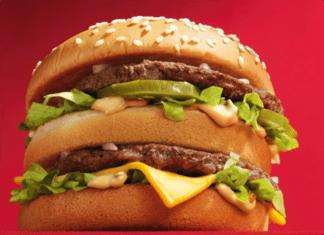 economia mondiale misurata con gli hamburger