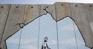 divisione Israele Cisgiordania