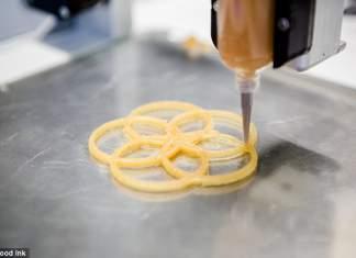 come stampare il cibo