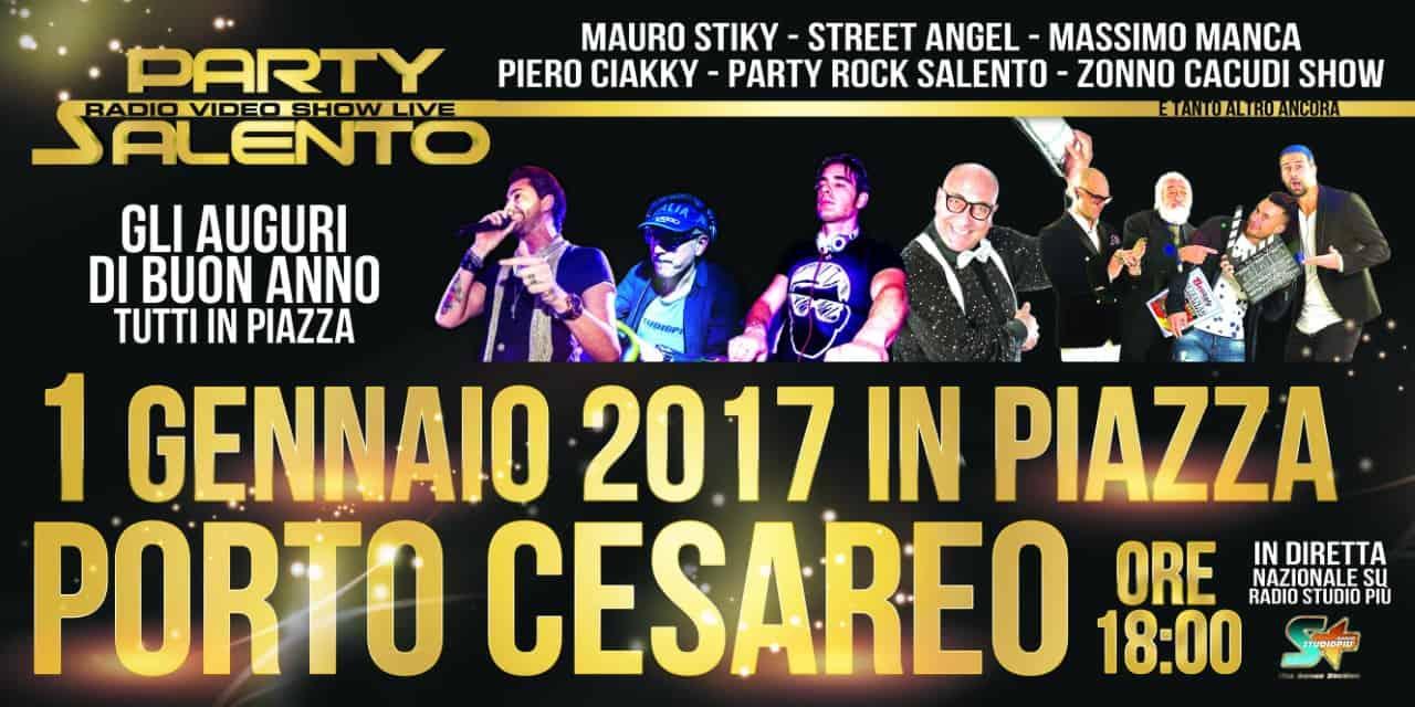 party salento Radio Show