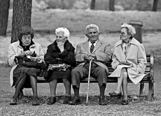 anziani non hanno bisogno di sbarre