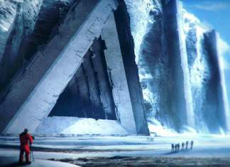 Antartide misterioso