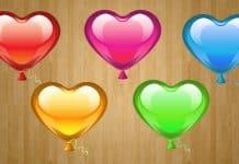 colori del cuore