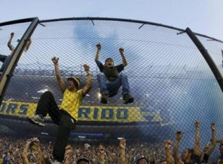 Il calcio argentino rischia il fallimento