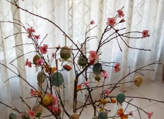 albero di pasqua origini