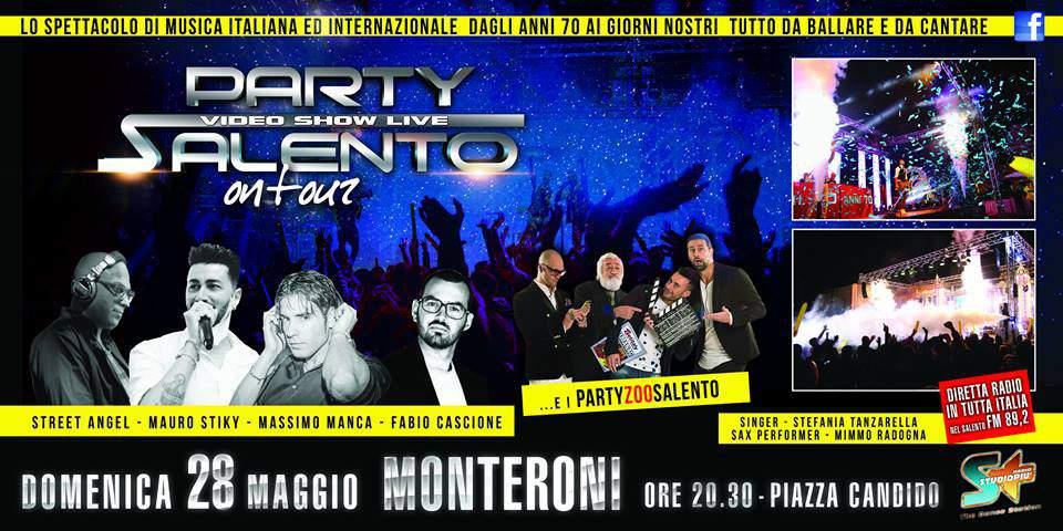 party salento