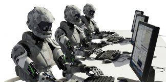 robofilia militare