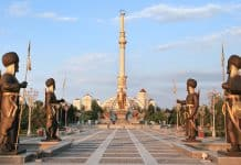 dittatura bislacca del Turkmenistan
