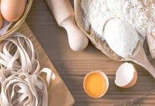 sostituire le uova