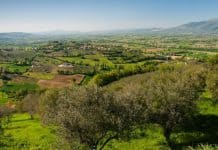 visita in Umbria