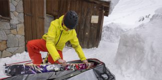 conservare sci e scarponi