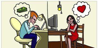 romantic scam