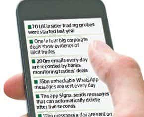 trading e chat