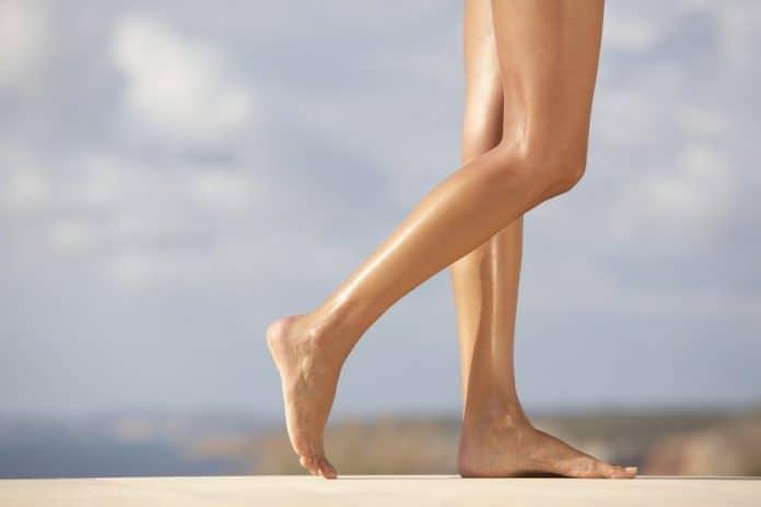 gambe snelle e toniche