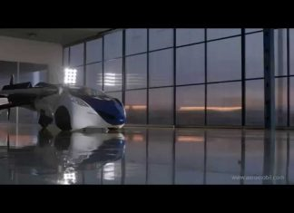robofilia aereomobile