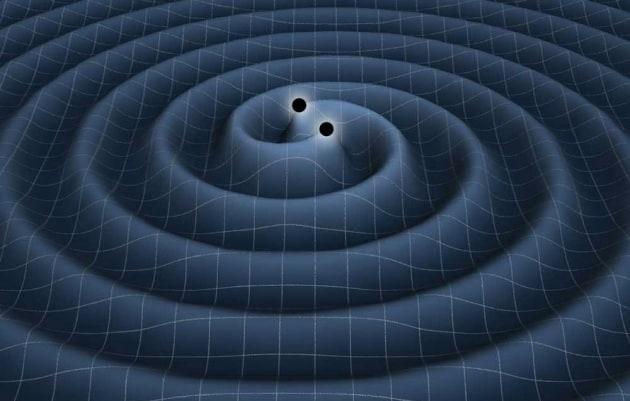 grande storia delle onde gravitazionali