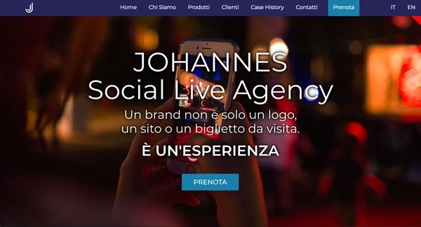 Johannes Social Live Agency