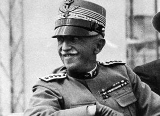 Vittorio Emanuele III riportato in Italia