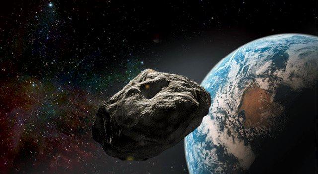 Allarme asteroide per il prossimo Natale