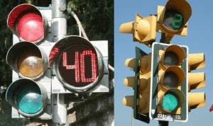 Come funzionano i nuovi semafori