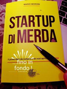 Startup di Merda recens Giorgio Fatarella