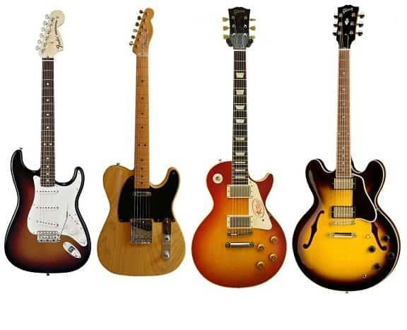 Estinzione delle chitarre elettriche