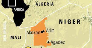 Italia in missione di pace in niger