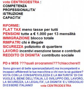 Italia ad un bivio