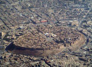 Citadel_(old_city)_of_Hewlêr_(Erbil)