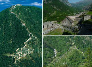 in Italia esiste una muraglia cinese
