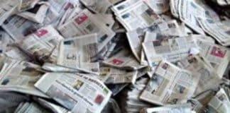 Il giornale scaduto