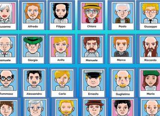 come scegliere i nomi dei figli