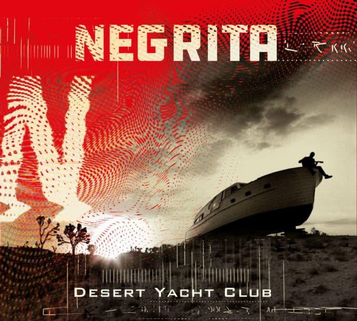 Tornano i Negrita con il nuovo album Desert Yacht Club