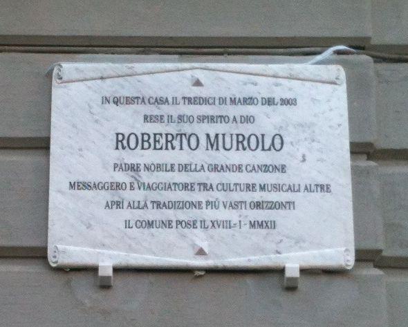 15 anni fa moriva Roberto Murolo