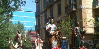 Processione del Gesù Risorto al Vomero