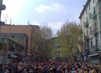 Processione di Pasqua al Vomero