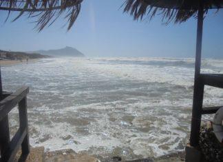 La spiaggia dove si spogliano le paure