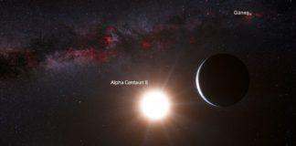 Alpha Centauri La culla di molte Mini Terre è forse di vita intelligente