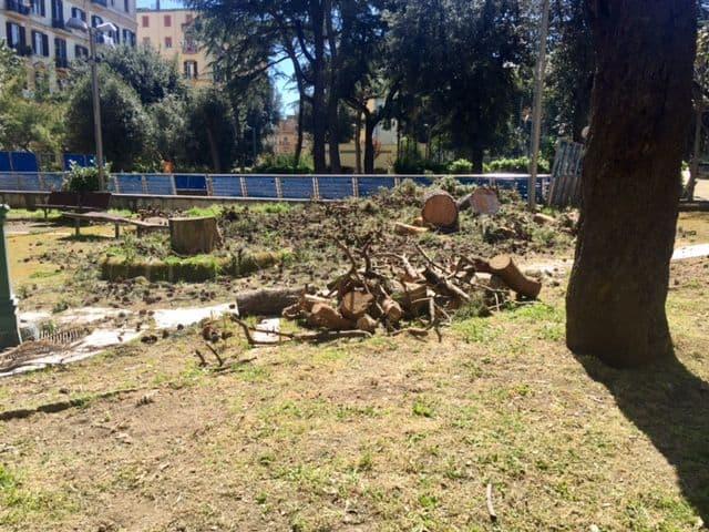 Parco Mascagna a Napoli