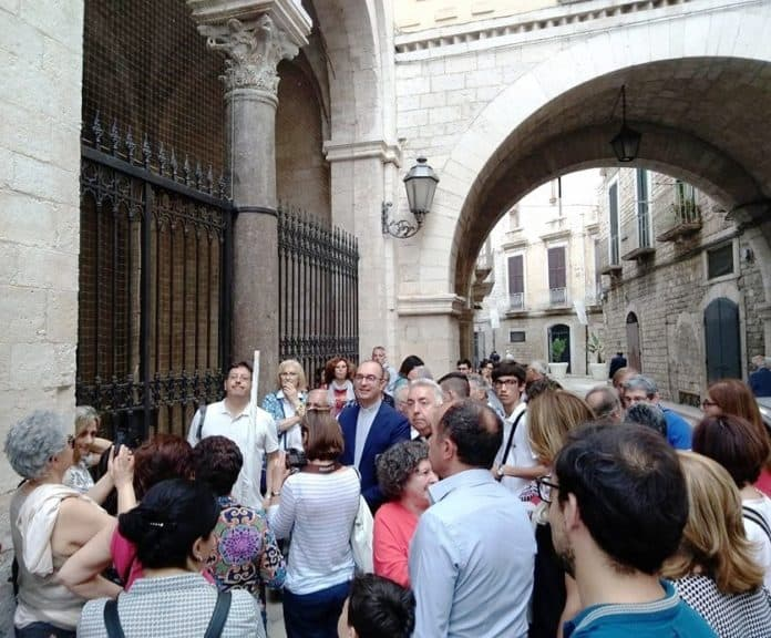 La Chiesa di Ognissanti a Trani