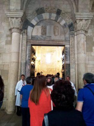 Chiesa di Ognissanti a Trani