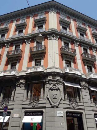 Alla scoperta della Napoli liberty