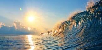 Il mare come un gioiello prezioso