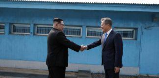 Unione delle due Coree