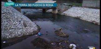 Terra dei fuochi a Roma