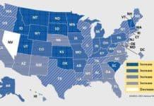 Suicidi in aumento in tutti gli USA