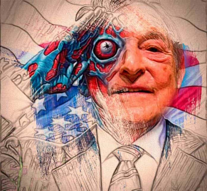 Salvini contro George Soros