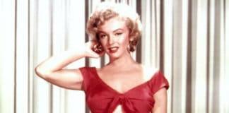 La lingerie ghiacciata di Marilyn Monroe