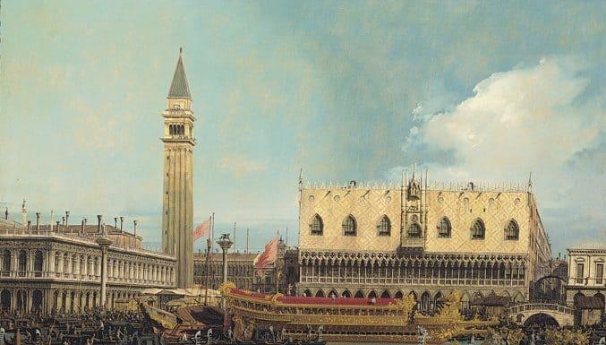 Mostra sul Canaletto al Museo di Roma